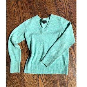 J Crew 🔹 beautiful blue sweater, NWOT
